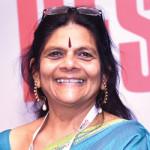 Chetna Sinha Founder/Chair, Man Mahila Desi Cooperative Bank