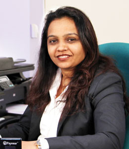 Dr Priti Shah Chief Executive Officer, Paynear Solutions Pvt Ltd