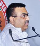 Jayesh Chhatpar, Head IT, Rajkot Nagrik Sahakari Bank Limited