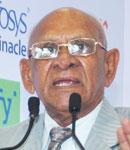 N V Patel, Chairman, Vadodara Urban Development Authority (VUDA)