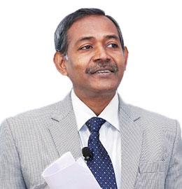 Dr K Shivaji