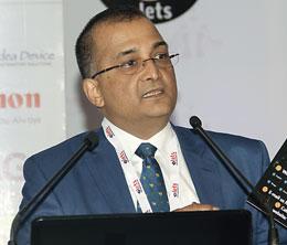 Gautam Garodia CEO, Comsur
