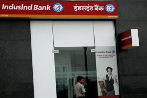 Indusind Bank...
