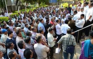 SBI Bank strike