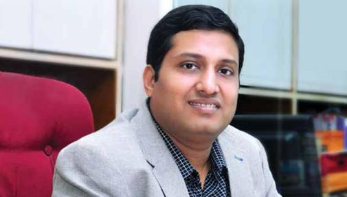 Abhishek Rungta, ,Indus Net Technologies