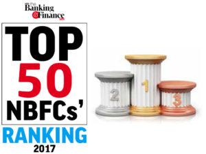 Top 50 NBFCs Ranking