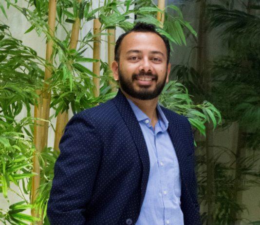 Sameer Dharap, Vice President, Blockchain Applications, XinFin