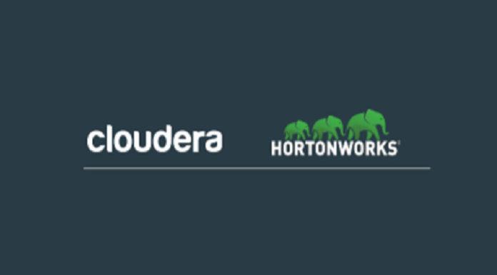 Hortonworks Cloudera merger