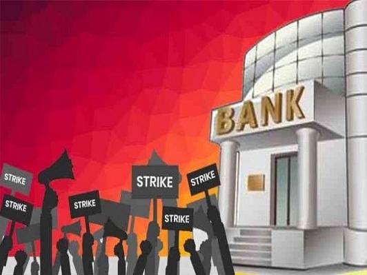 Banks strike