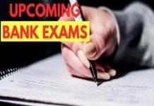 Bank Exams 2020-21