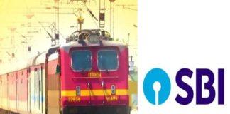 Indian Railways, SBI