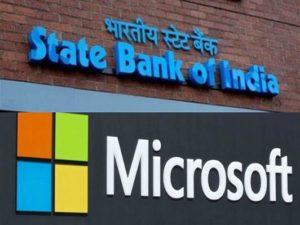 Microsoft, SBI