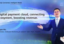 Huawei unveils Digital Payment Cloud Solution