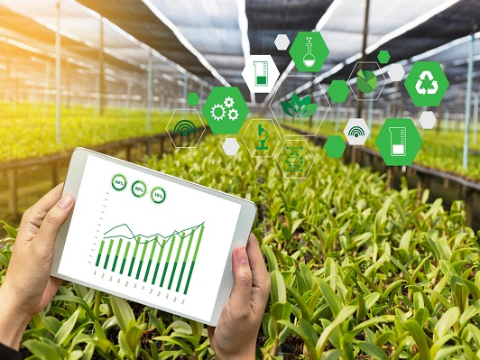 agritech supply chain
