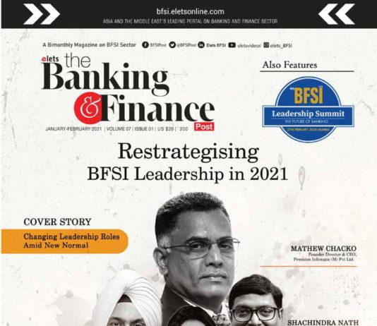 Restrategising BFSI Leadership in 2021
