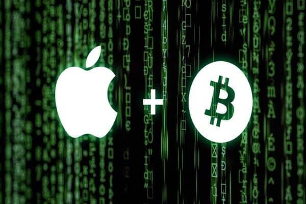 Apple, Bitcoin