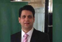 Vinit Kapahi, Head of Marketing, Aviva India