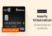 Amazon Pay, ICICI Bank credit card