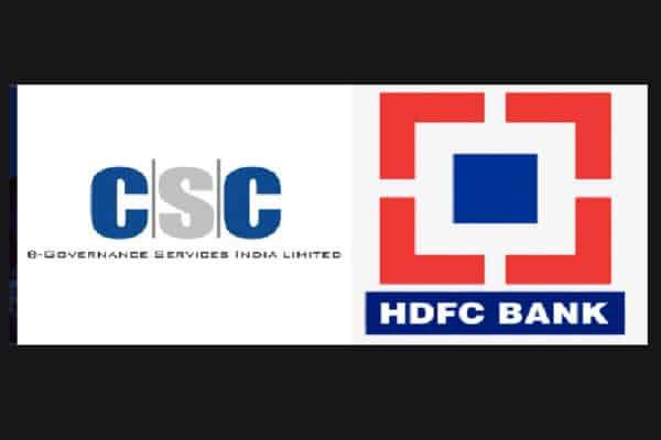 HDFC Bank, CSC