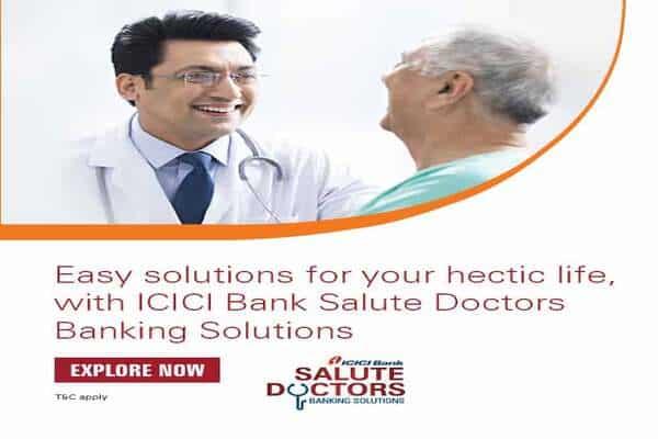 ICICI Bank, Salute Doctors