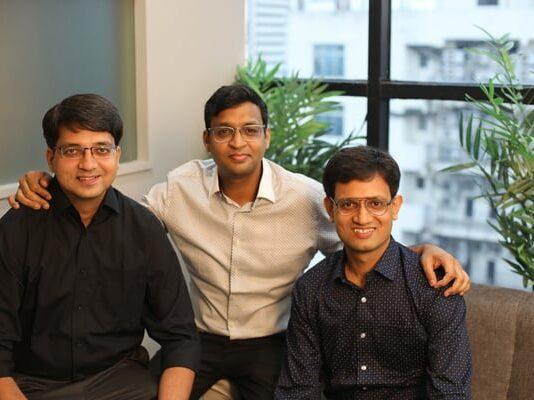 Vinay Pagaria, Vineet Patawari, Vivek Bajaj