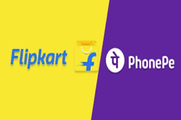 PhonePe, Flipkart