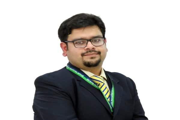 Ankit Khare, VP-IT, Shivalik Small Finance Bank