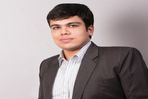 Rishabh Goel, CEO and Co-Founder at Credgenics