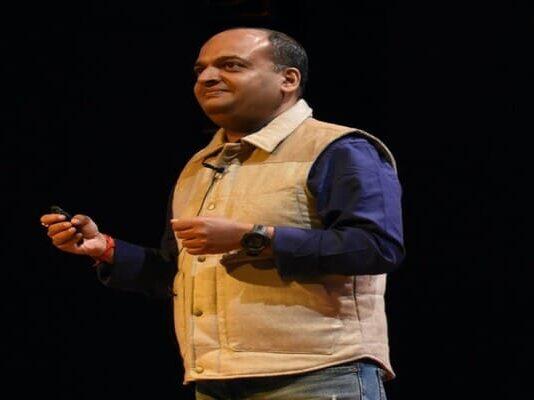 Navneet Nair, Head of Product Design, PhonePe